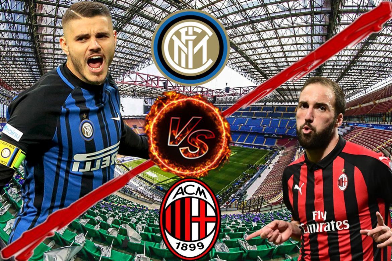 Prediksi Liga Italia : Inter Milan Vs AC Milan 22 Oktober 2018