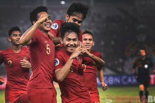 Hasil Piala AFC U-19 2018 : Indonesia Vs UEA