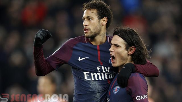 Komentar Edinson Cavani Tentang Neymar