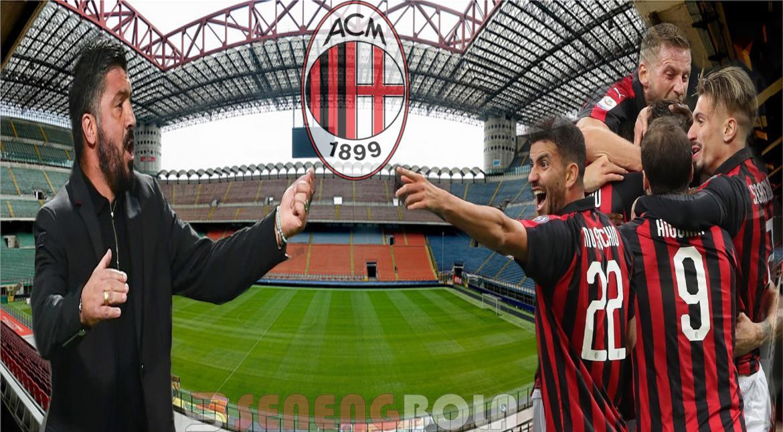 Tembus Keposisi Empat, AC Milan diminta Tidak Sombong