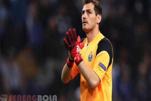 Casillas: El Clasico Terasa Semakin Diwarnai Unsur Politis