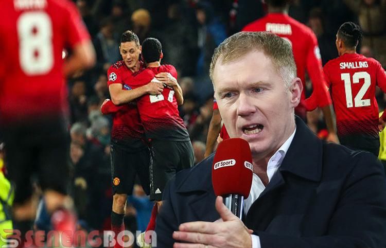 Manchester United Sajikan Permainan Yang Buruk Ujar Paul Scholes