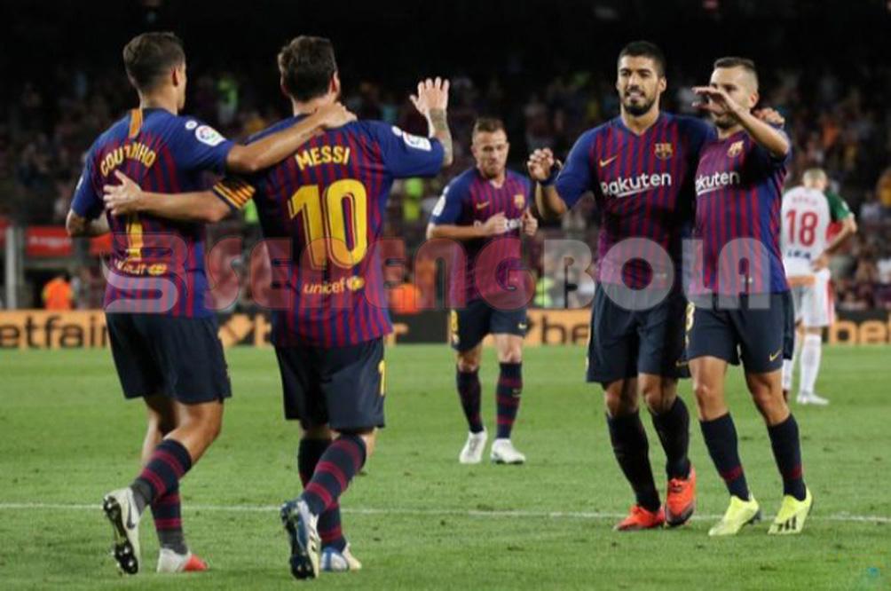 Larangan Transfer Untuk Barcelona Hingga 2021