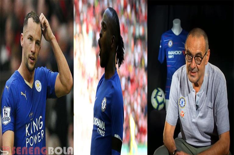 Dua Pemain Chelsea Yang Jarang Dimainkan Maurizio Sarri