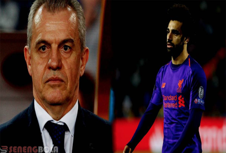 Javier Aguirre Beri Saran Untuk Mohamed Salah