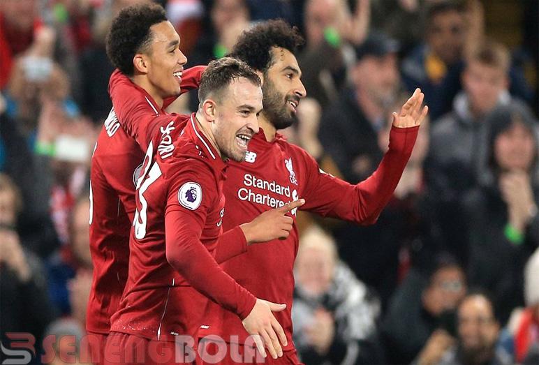 Liverpool Tak Terkalahkan Sepanjang Paruh Musim 2018/19
