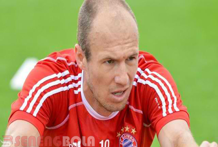 Arjen Robben inginkan Pensiun Bersama Bayern Munchen