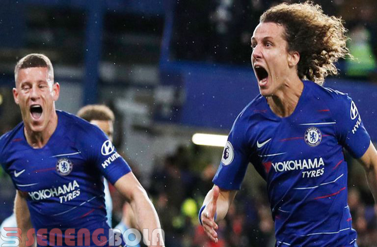 Hasil Liga Inggris : Chelsea Lumat Manchester City 2-0