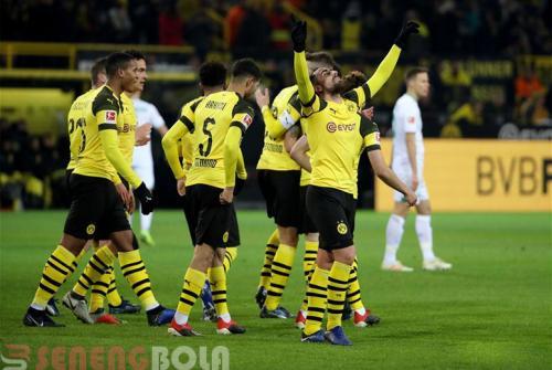 Dortmund Terus Melaju Di Bundesliga