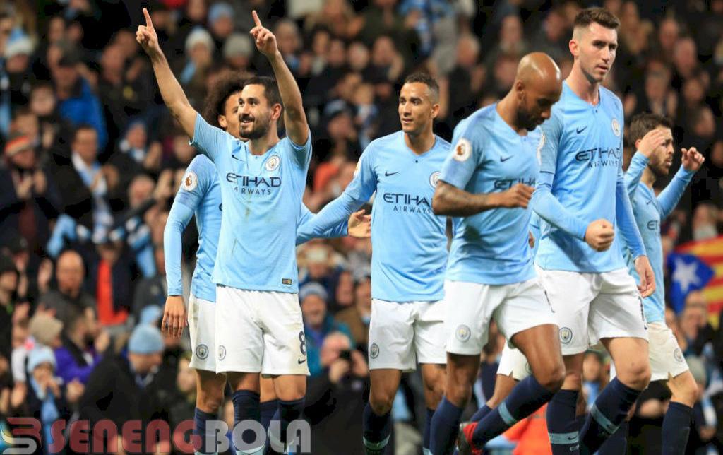Manchester City Sempat Kehilangan Momen Kemenengannya