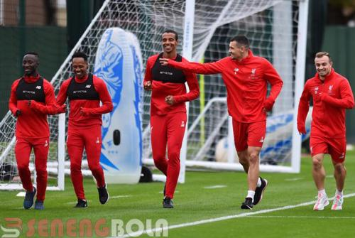 Liverpool Diwajibkan Menang Lawan Napoli