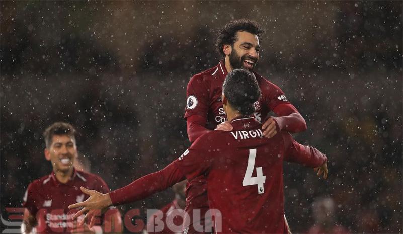 Wolverhampton Harus Mengakui Ketangguhan Liverpool 0-2