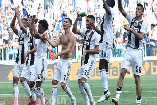 Bagi Cristiano Ronaldo Juventus Berbeda Dengan Real Madrid