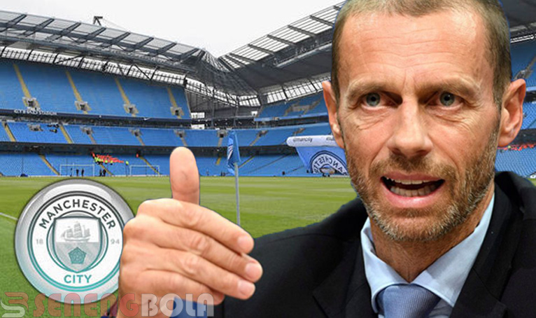 Manchester City Terganjal Kasus Yang Sama