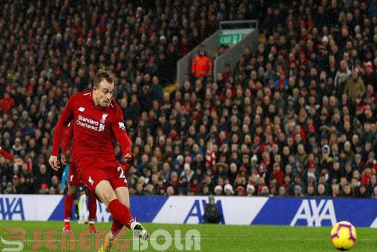 Liverpool Redam Manchester United