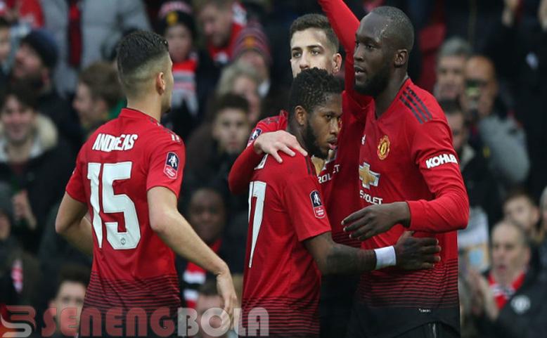 Hasil FA CUP : Manchester United Menang Atas Reading 2-0