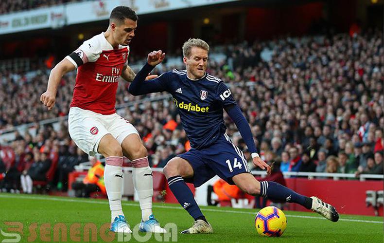 Laga Arsenal Vs Fulham