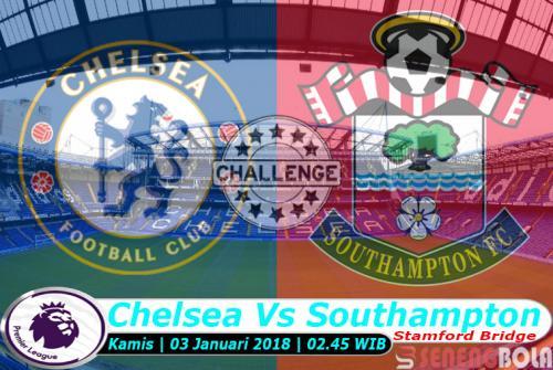 Prediksi Liga Inggris : Chelsea Vs Southampton 3 Januari 2019