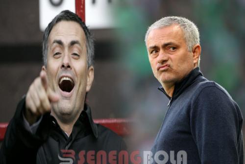 Kelakuan Jose Mourinho Sungguh Kocak Dan Patut Diacungi Jempol