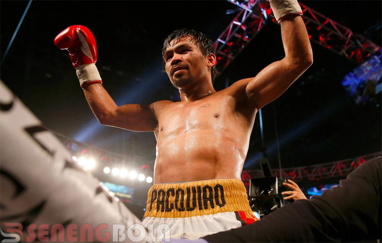 "Rindu Bertarung Dengan Mayweather, Manny Pacquiao  Ajak ""Duel Lagi"""