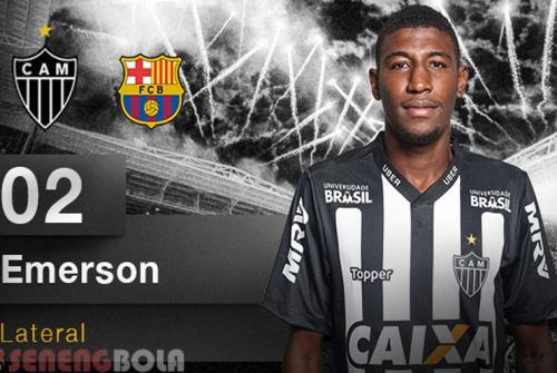 Barcelona Fc Resmi Boyong Emerson Dari Atletico Mineiro